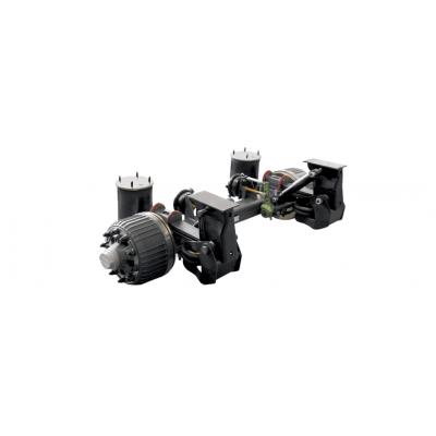 Semi-Trailer Axles