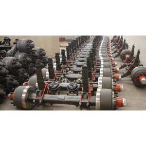 Semi-Trailer Axles
