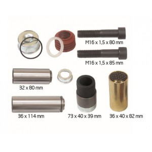 Knorr Caliper Bolt Repair Kit K000375