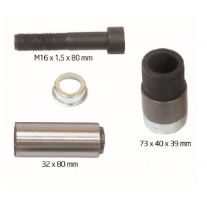 Knorr Caliper Bolt Repair Kit K000698
