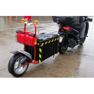 Motorcycle Single Wheel Mono Trailer